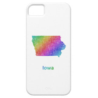 Capa Para iPhone 5 Iowa