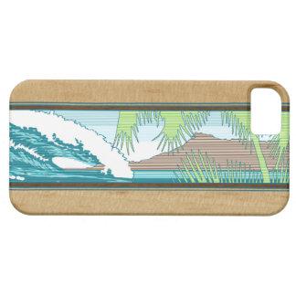 Capa Para iPhone 5 iPhone havaiano do sinal do surf de Moana de Alá 5