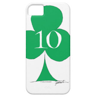 Capa Para iPhone 5 Irlandês afortunado 10 dos clubes, fernandes tony