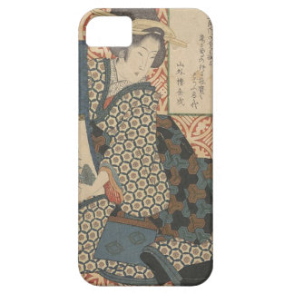 Capa Para iPhone 5 Japonês Woodprint