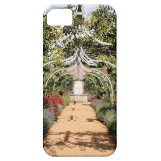 Capa Para iPhone 5 Jardim inglês velho