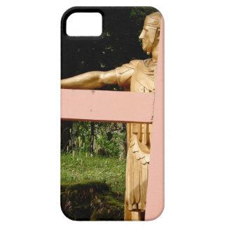 Capa Para iPhone 5 Jesus com cruz