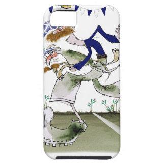 Capa Para iPhone 5 jogador de futebol escocês da esquerda