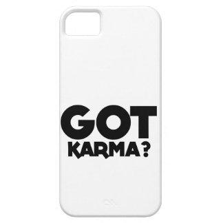 Capa Para iPhone 5 Karmas obtidas, palavras do texto