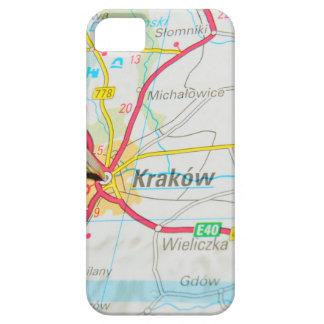 Capa Para iPhone 5 Kraków, Krakow, Cracow no Polônia