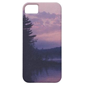 Capa Para iPhone 5 Lago indiano, Adirondacks, NY