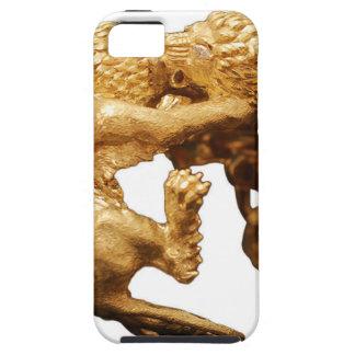 Capa Para iPhone 5 Leão do ouro
