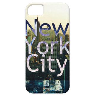 Capa Para iPhone 5 Lembrança da Nova Iorque
