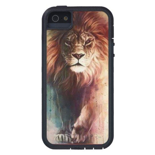 Capa Para iPhone 5 Lion , Leão