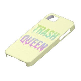 Capa Para iPhone 5 Lixo do arco-íris