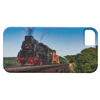 Capa Para iPhone 5 Locomotiva/trem