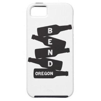 Capa Para iPhone 5 Logotipo da pilha da garrafa de cerveja de Oregon