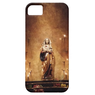Capa Para iPhone 5 Madonna & criança