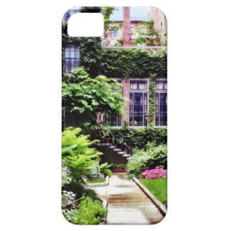 Capa Para iPhone 5 MÃES de Boston - jardim escondido