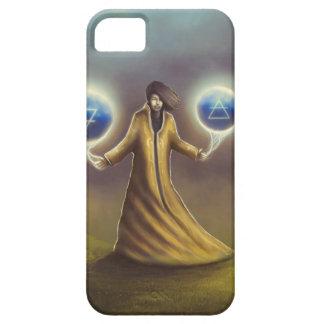 Capa Para iPhone 5 mágica da fantasia do feiticeiro