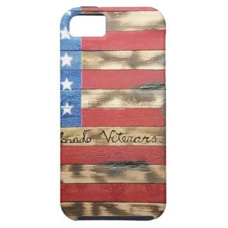 Capa Para iPhone 5 Main_Colorado_Veterans