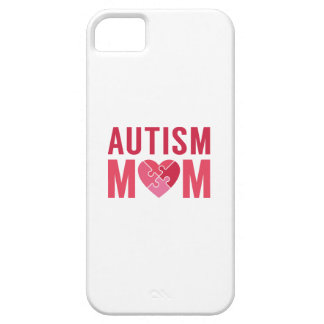 Capa Para iPhone 5 Mamã do autismo