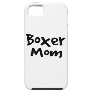 Capa Para iPhone 5 mamã do pugilista