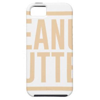 Capa Para iPhone 5 Manteiga de amendoim