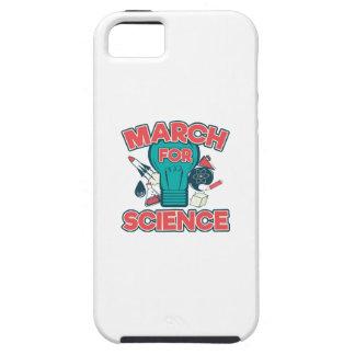 Capa Para iPhone 5 Março para a ciência