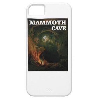 Capa Para iPhone 5 marrom gigantesco da caverna