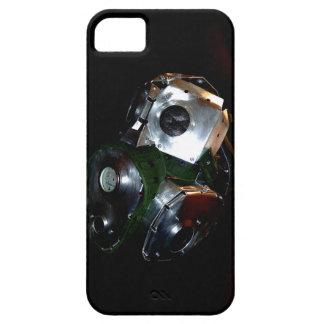 Capa Para iPhone 5 máscara de gás