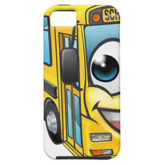 Capa Para iPhone 5 Mascote do personagem de desenho animado do auto