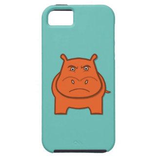 Capa Para iPhone 5 Mascote Expressively brincalhão do bondswell de