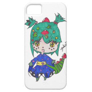 Capa Para iPhone 5 menina do dragão editada