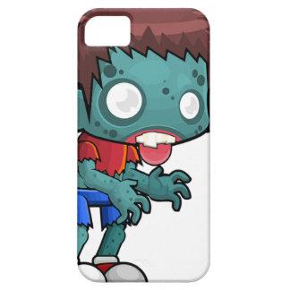 Capa Para iPhone 5 Menino do zombi cómico
