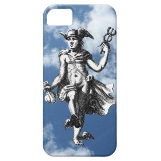 Capa Para iPhone 5 Mercury voado nas nuvens