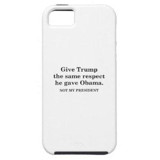 Capa Para iPhone 5 Mesmos respeitam