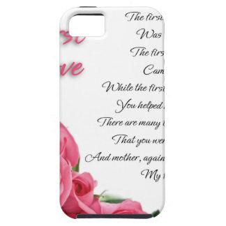 Capa Para iPhone 5 Meu primeiro poema do amor
