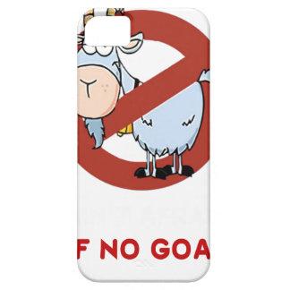 Capa Para iPhone 5 Mim tia nenhuma cabra engraçada