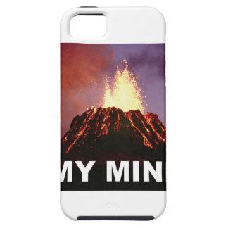 Capa Para iPhone 5 minha mente do vulcão