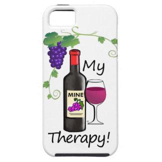 Capa Para iPhone 5 Minha terapia