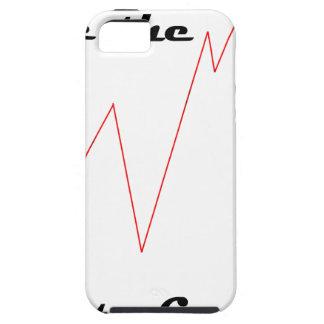 Capa Para iPhone 5 Monte a porta copos cripto