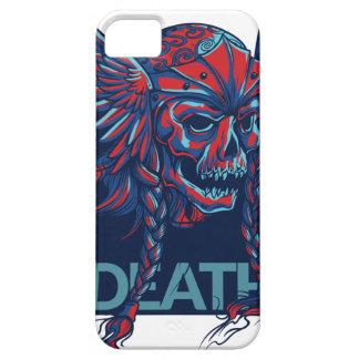 Capa Para iPhone 5 morte com design do crânio do vôo
