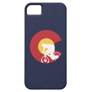 Capa Para iPhone 5 Mountain bike Colorado