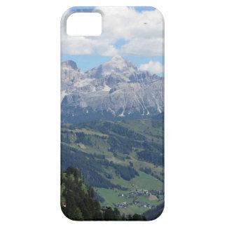 Capa Para iPhone 5 Mountain View das dolomites italianas no verão