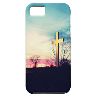 Capa Para iPhone 5 Na cruz