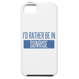 Capa Para iPhone 5 Nascer do sol