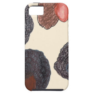Capa Para iPhone 5 natural hair
