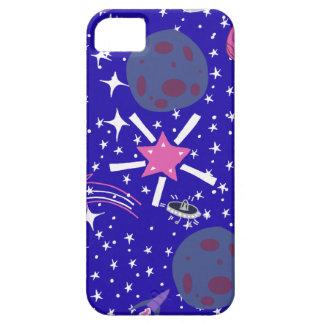 Capa Para iPhone 5 nebulosa