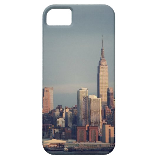 Capa Para iPhone 5 New York mobile case.