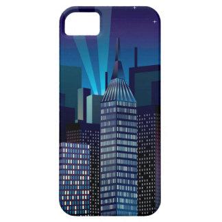 Capa Para iPhone 5 NightCityScape_VectorDTL
