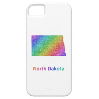 Capa Para iPhone 5 North Dakota