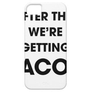 Capa Para iPhone 5 Nós estamos obtendo o Tacos