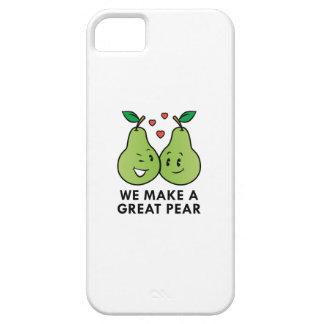 Capa Para iPhone 5 Nós fazemos uma grande pera
