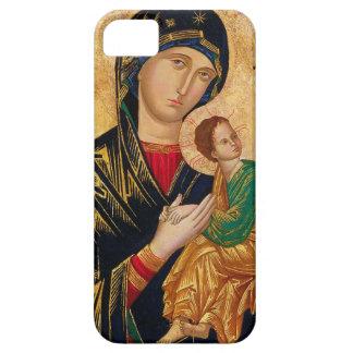 Capa Para iPhone 5 Nossa senhora da arte perpétua da Virgem Maria do